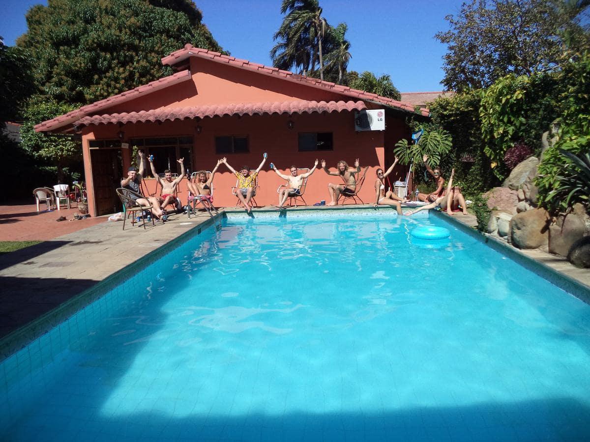La Jara Backpackers Hostel best hostels in Santa Cruz Bolivia