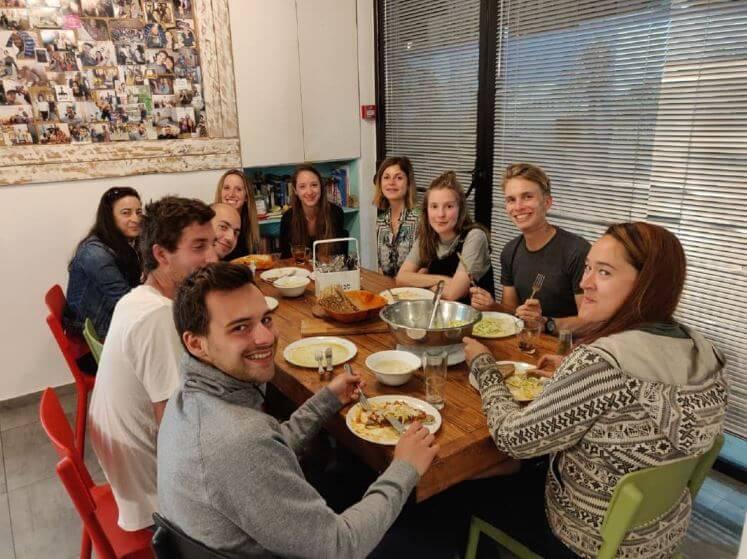 the best hostel in Israel
