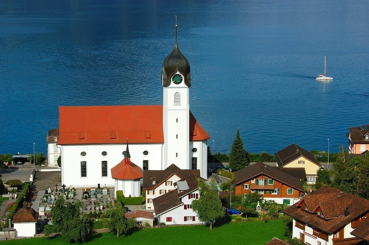 Lucerne Most Romantic Place to Stay in Switzerland for Couples