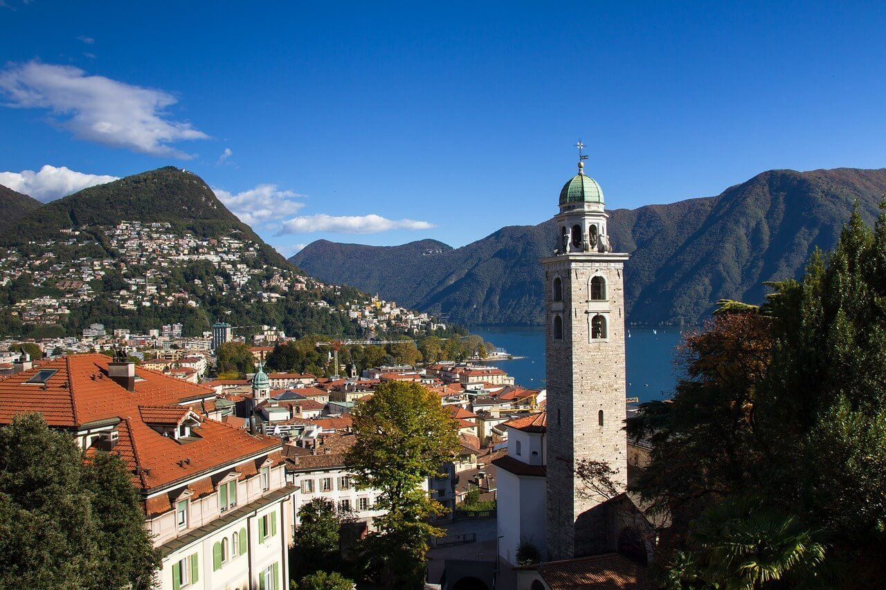 Lugano – Coolest Place to Stay in Switzerland