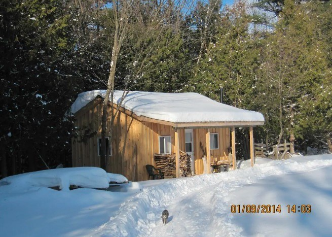 Meadow Cabin near Kawartha Lakes, Close to Toronto