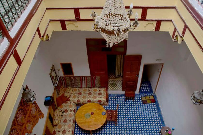 the best hostels in Fez