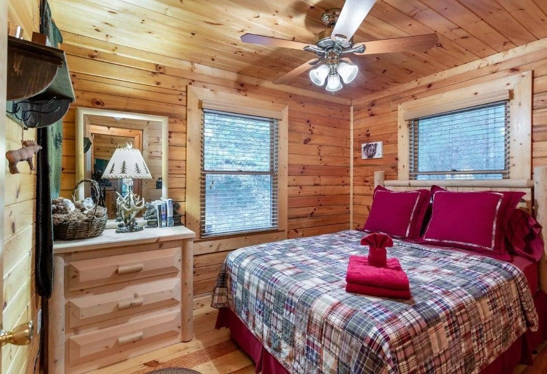 Mountain Spirit Cabin