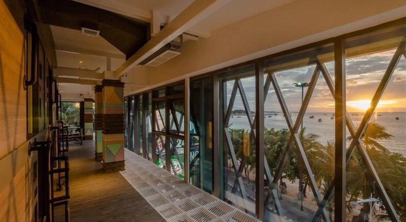 Nonze Hostel best hostel for digital nomads in Pattaya