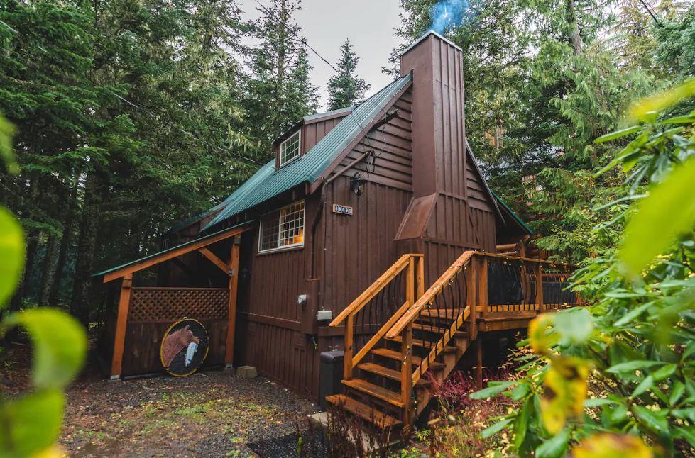 Govi Woodland Cabin