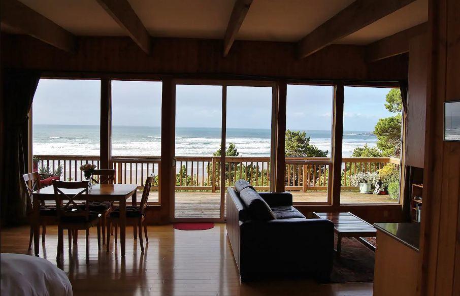 Newport Oceanfront Cottage