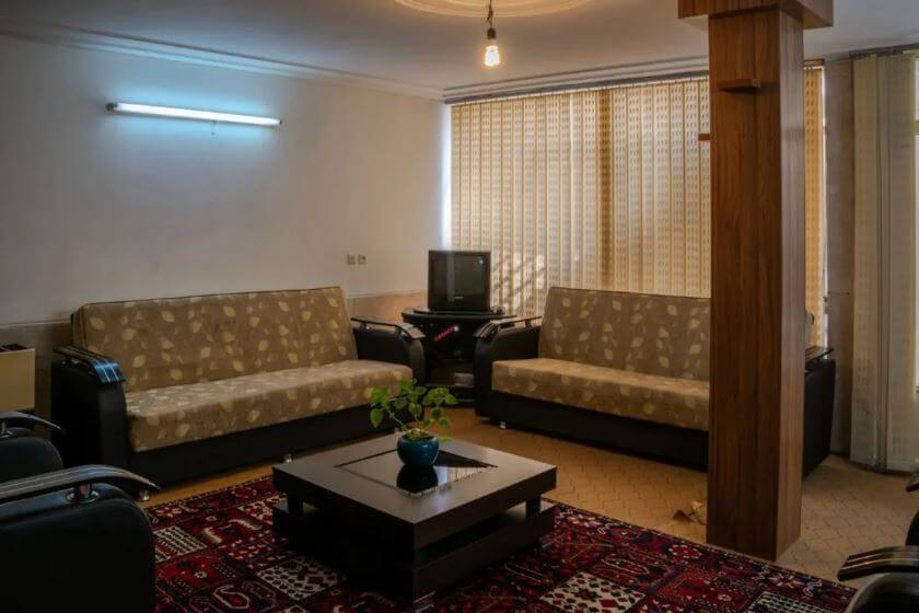the best cheap hostel in Iran