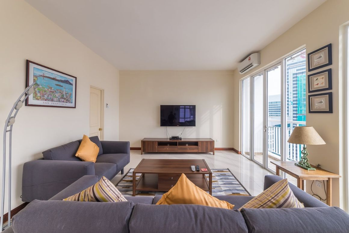 Penthouse in Party District Kuala Lumpur