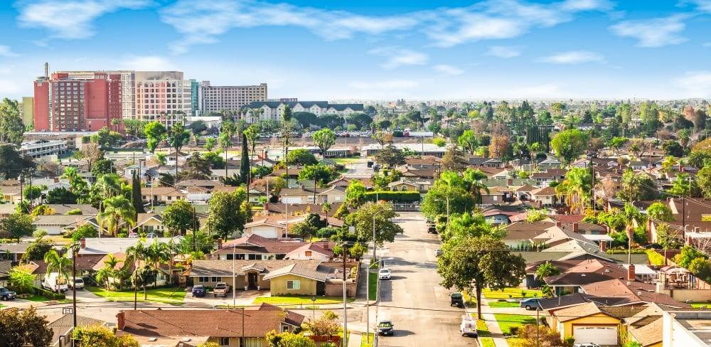 Anaheim Resort, Anaheim