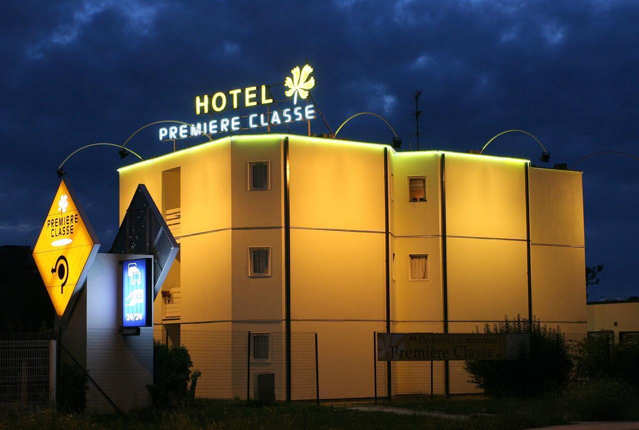 Premiere Classe Bordeaux best hostels in Bordeaux