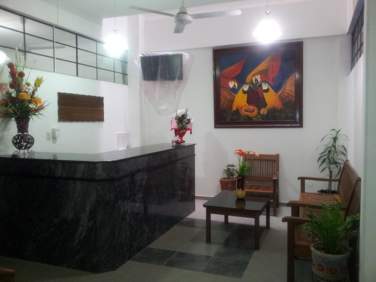 Residencial Ikandire II best hostels in Santa Cruz Bolivia