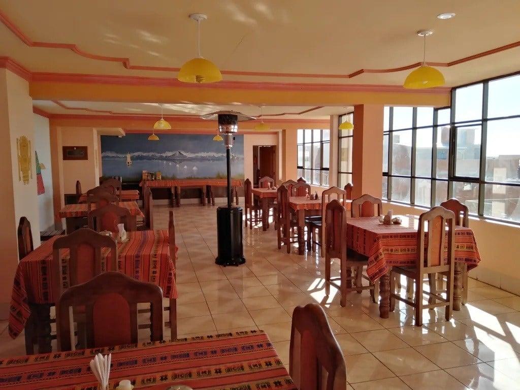 Salcay Hotel best hostels in Uyuni