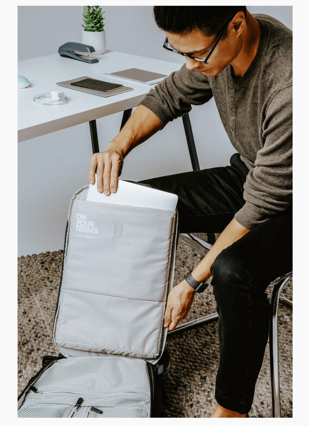 tortuga laptop backpack review