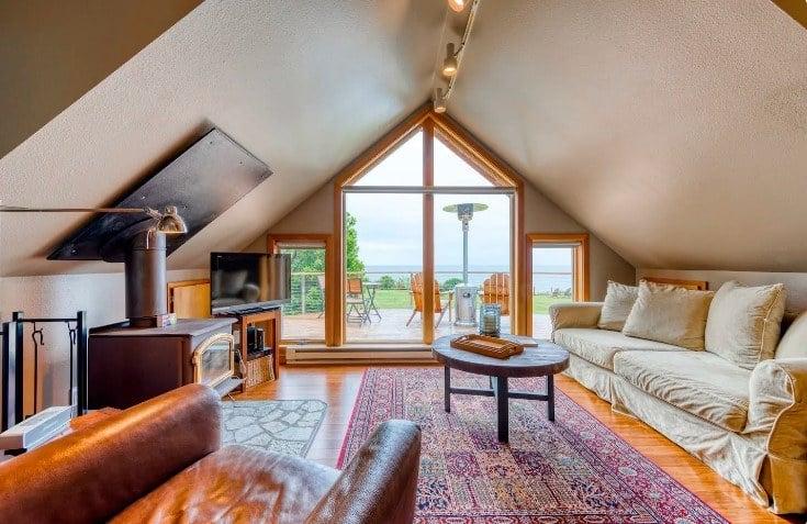 Sea View Cabin, Oregon