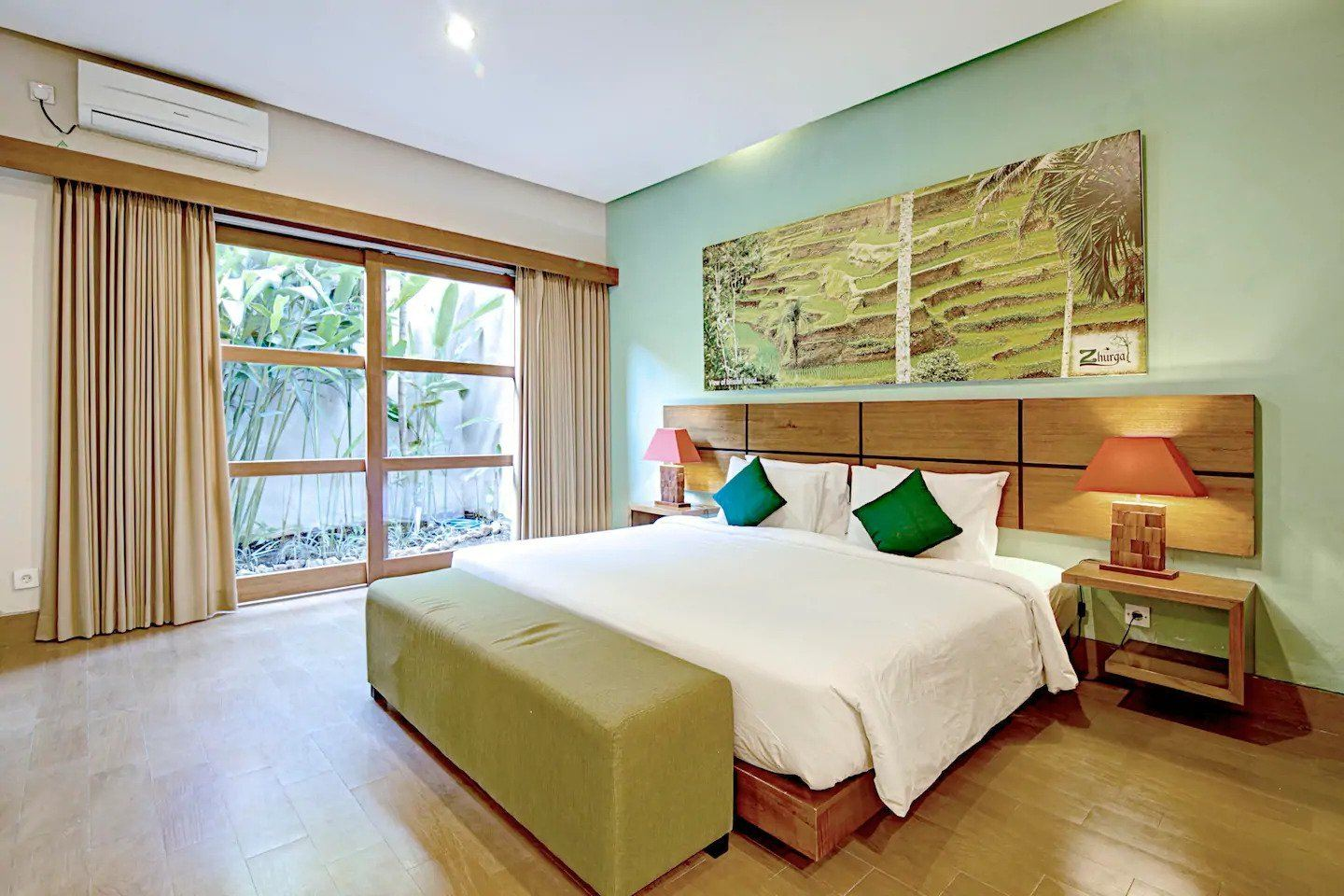 Bali accommodation prices