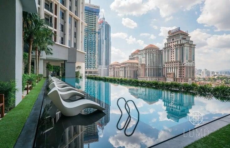 Stylish Apartment in KLCC, Kuala Lumpur