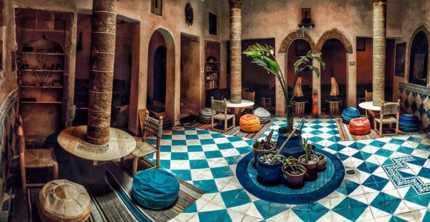 the best hostels in Essaouira