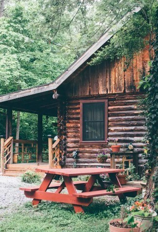 The Kabin Home away from home, Tennessee