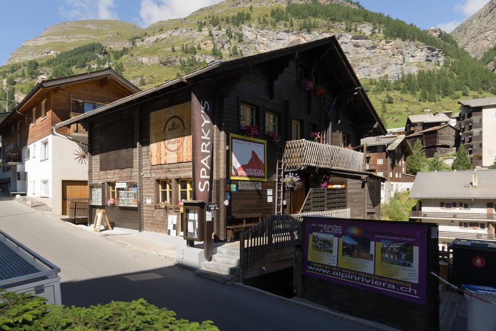 The Matterhorn Hostel best hostel in zermatt