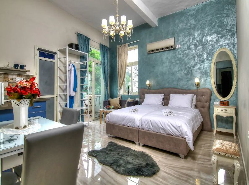 where to stay in Tzfat