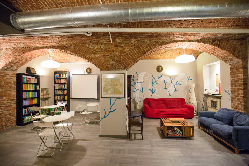 Tomato Backpackers Hotel the best hostel in Turin