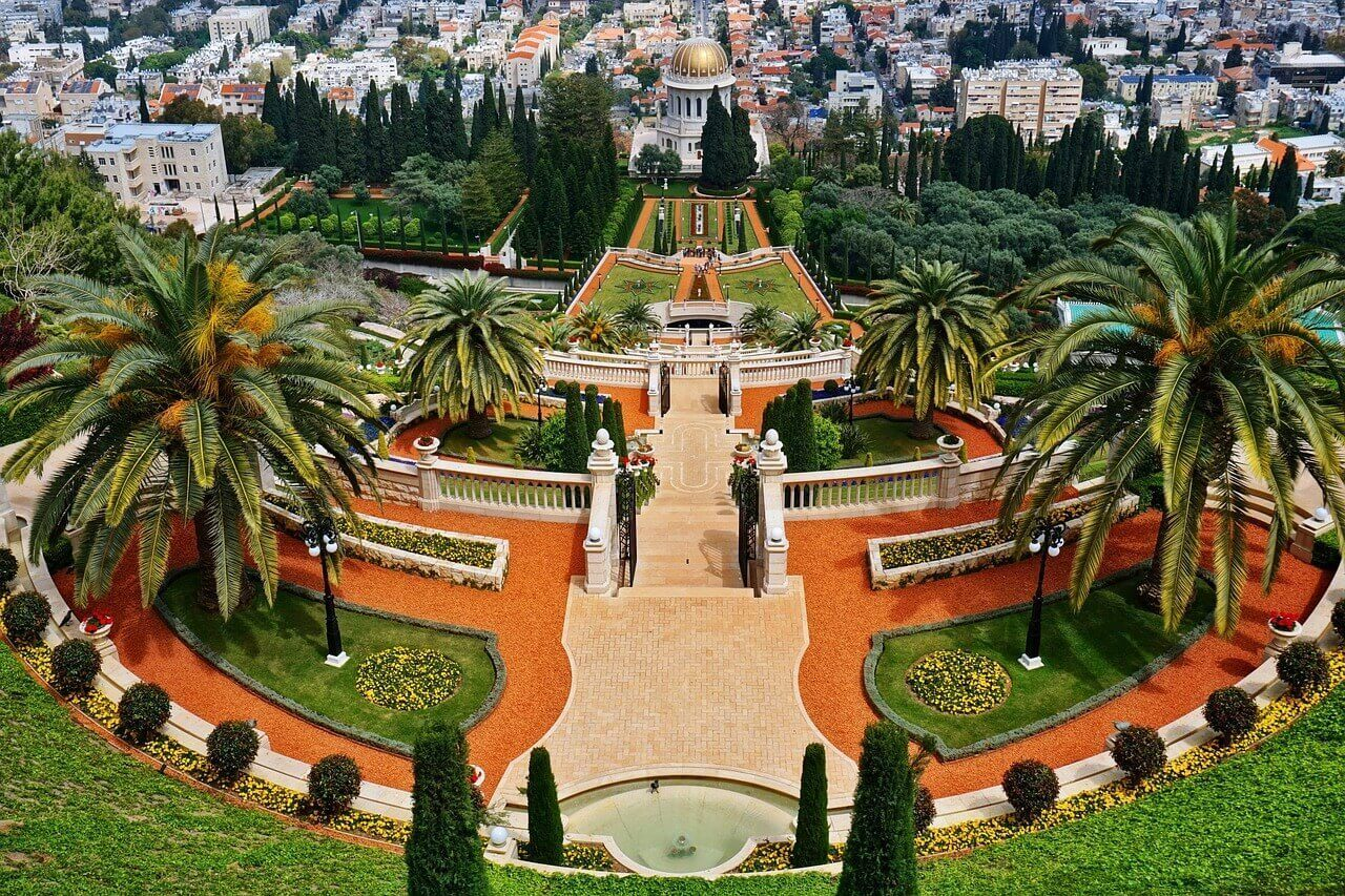 the top places to stay in Israel