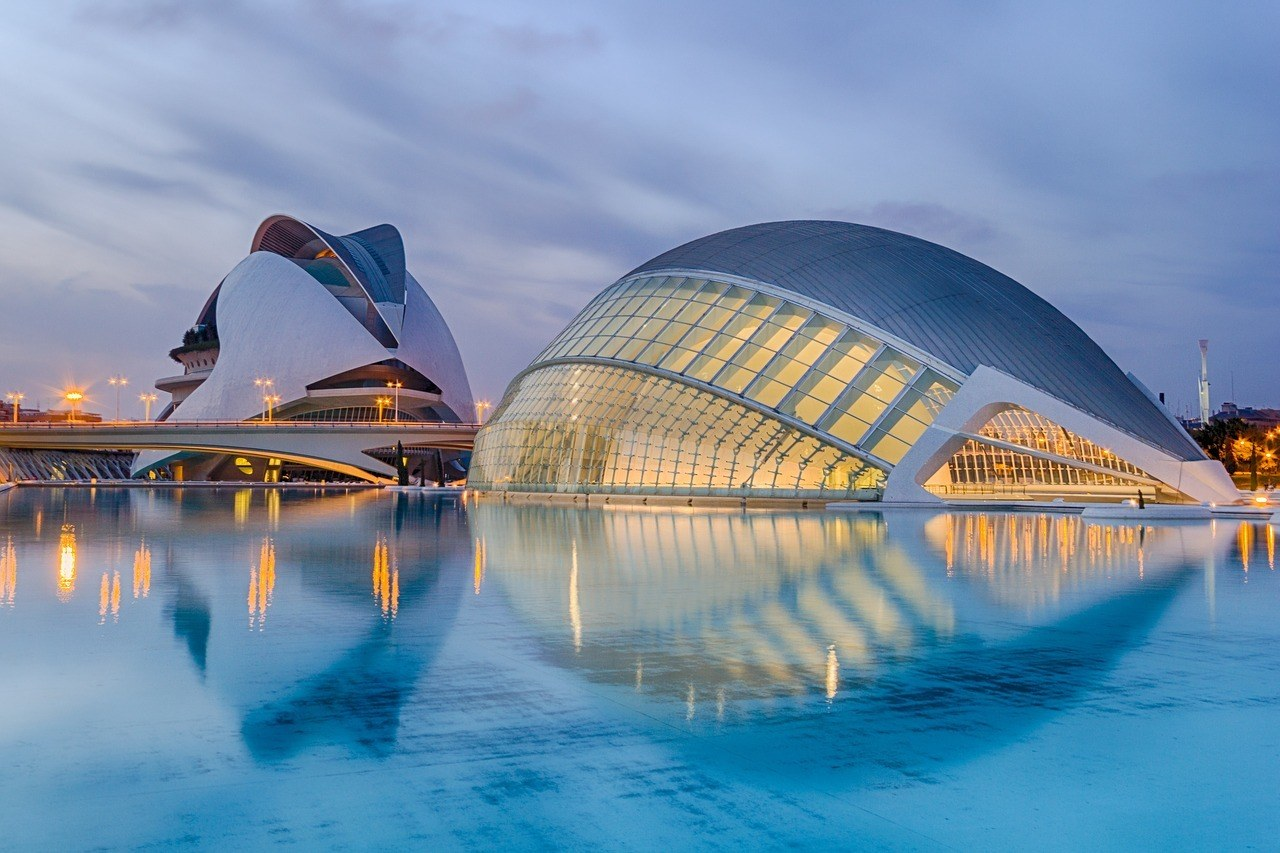 the top places to stay in Spain