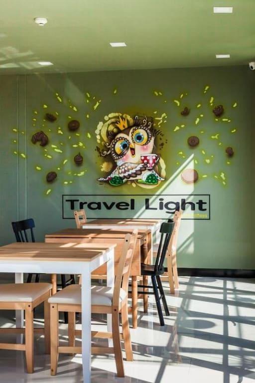 Travel Light Hostel beach hostel in Pattaya