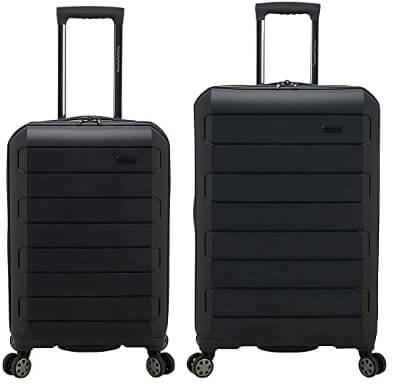 Travelers Choice Pagosa Spinner Luggage