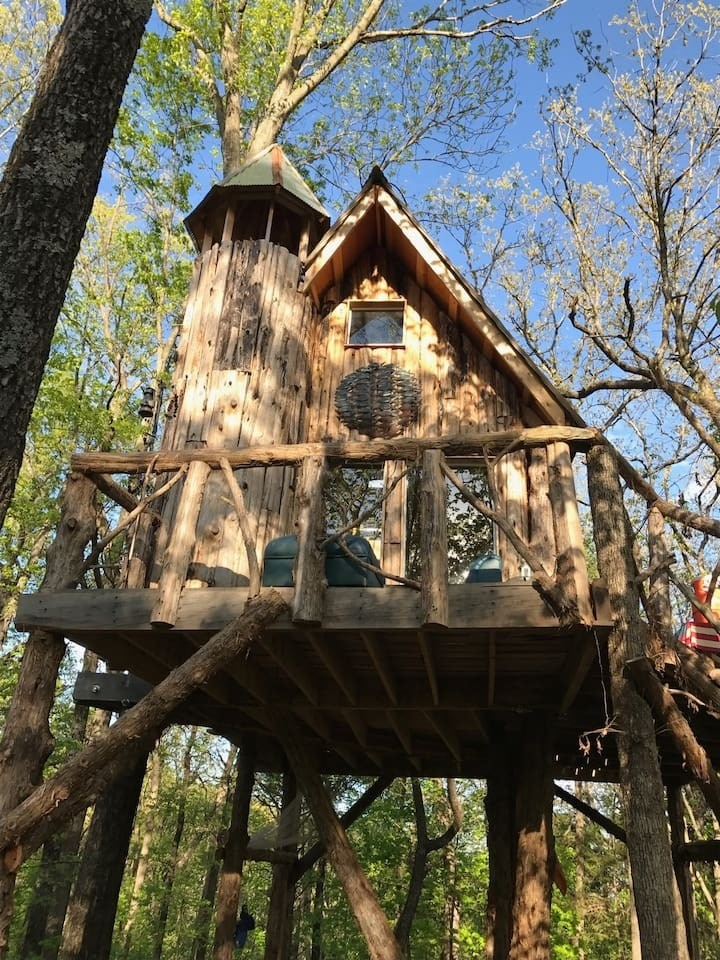 Treehouse at The Hermitage