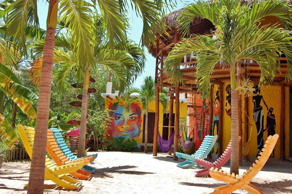 Tribu Hostel best hostel in Holbox