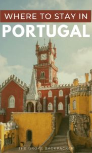 Where to Stay in Portugal PIN