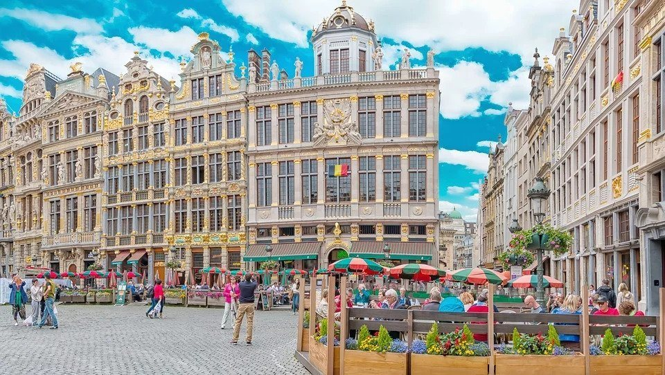 cost of a trip to brussels