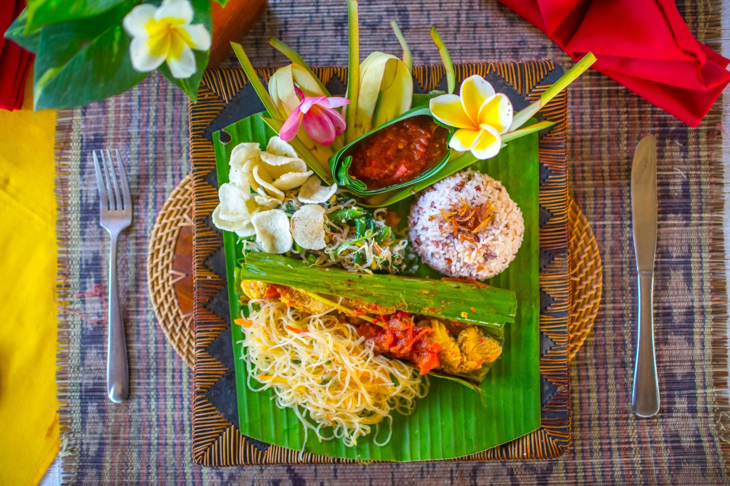 how much does food cost in Bali