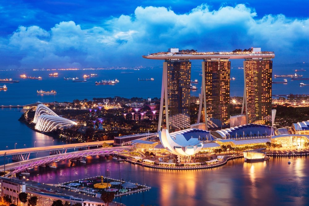 how much does a trip to singapore cost