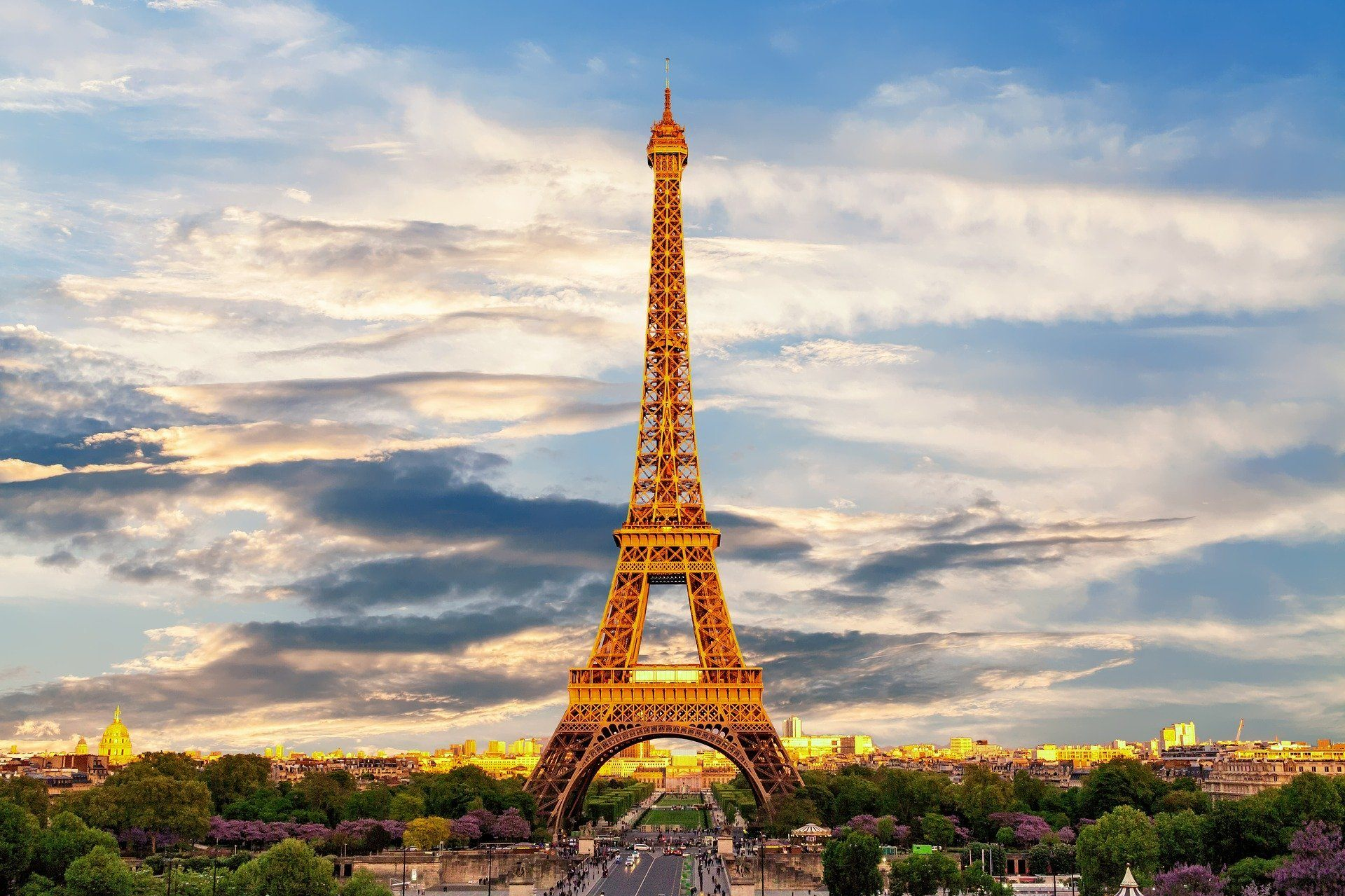how much does a trip to paris cost