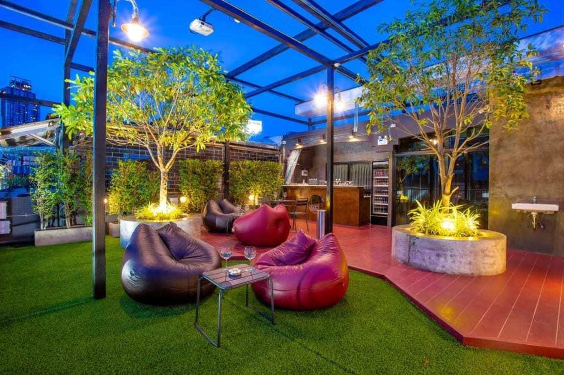 Kaen Hostel best hostels in Pattaya
