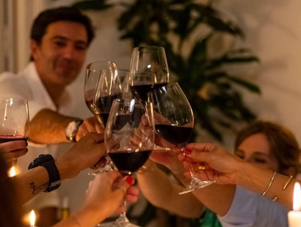 Secret Supper Club - Wine Dinner lisbon