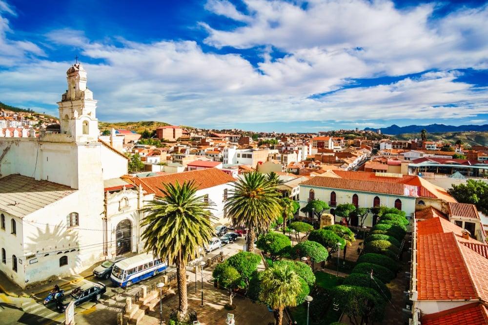 Best Hostels in Sucre