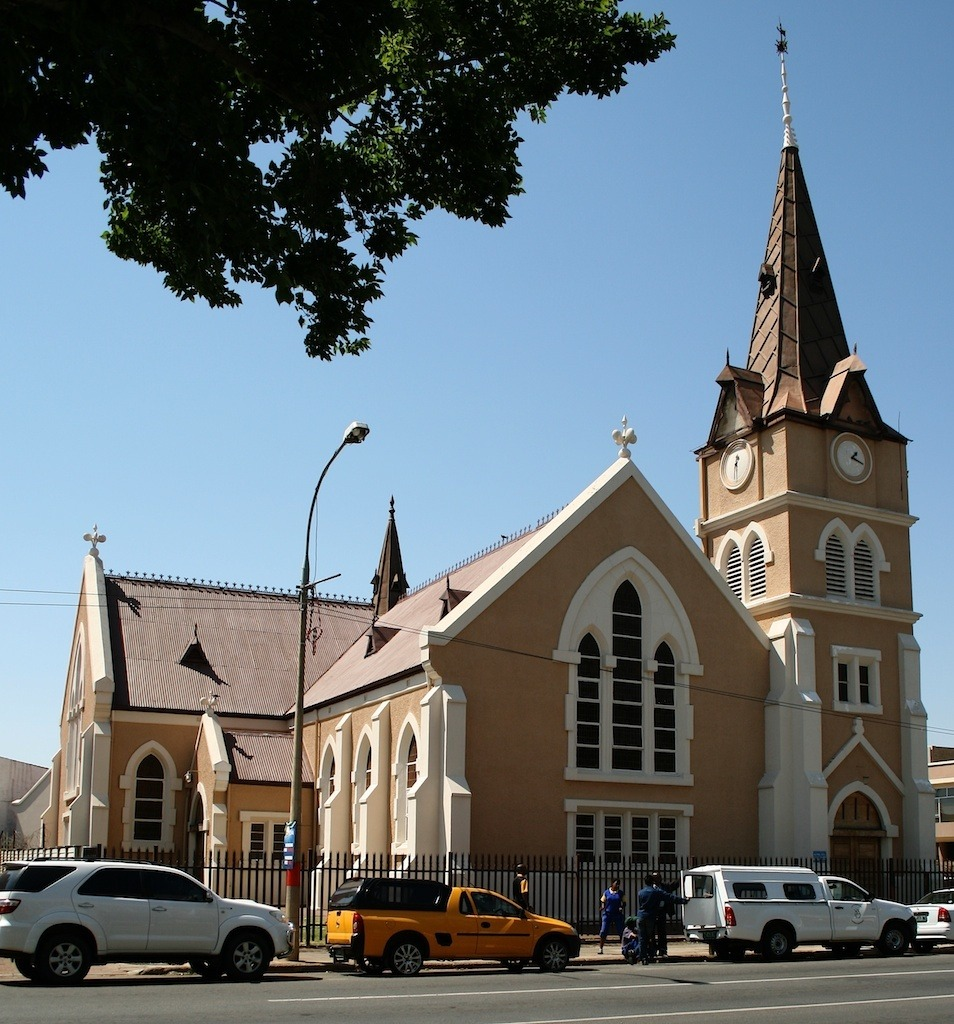 wikicommons - Staying in a Guesthouse in Klerksdorp