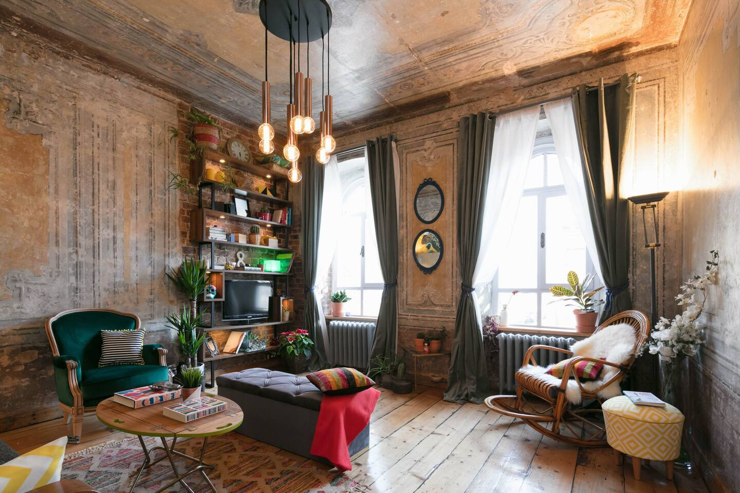 19th Century Luxury Loft