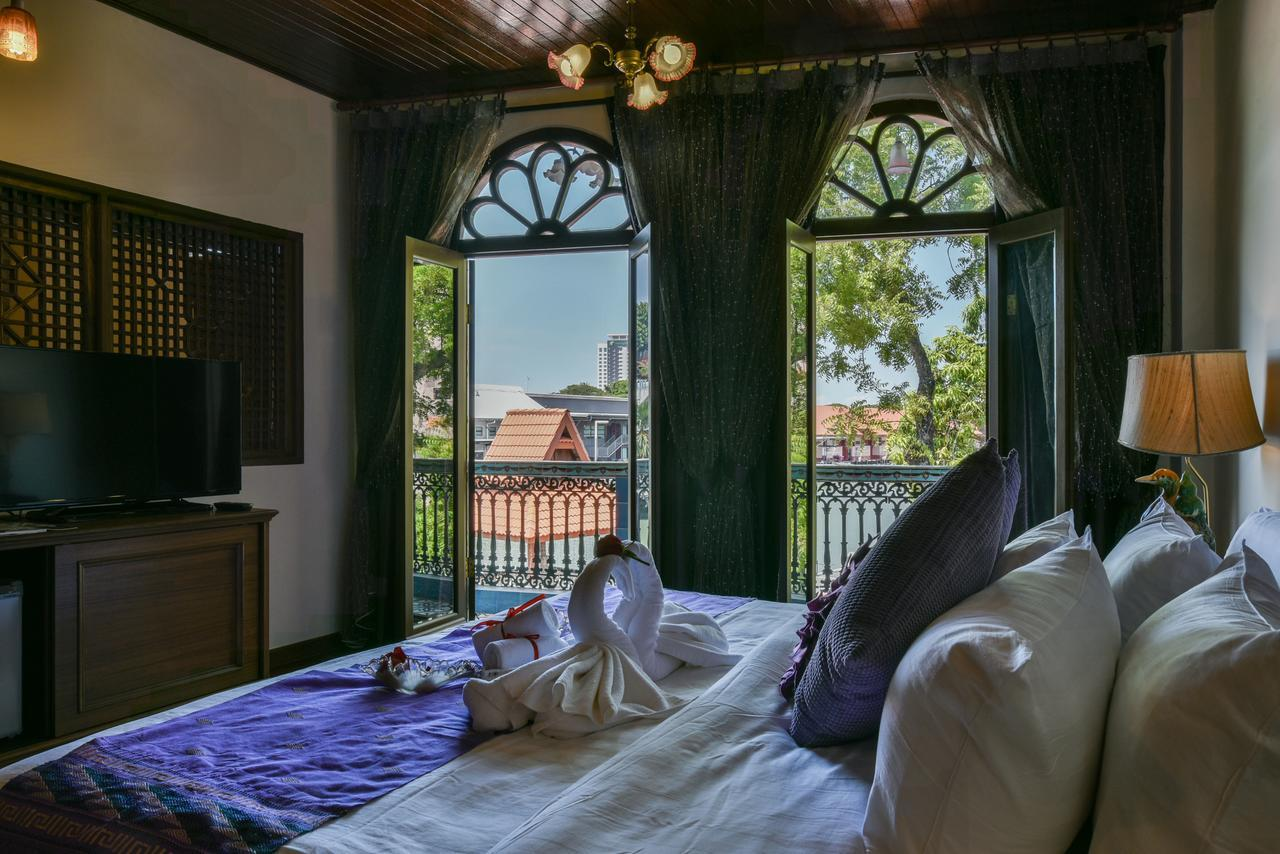 where to stay in Malacca