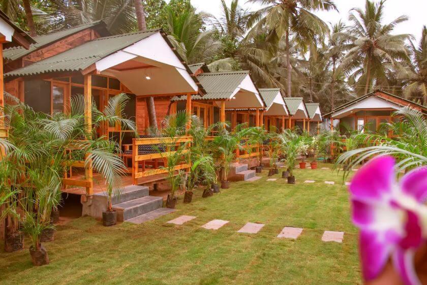goa accommodation prices