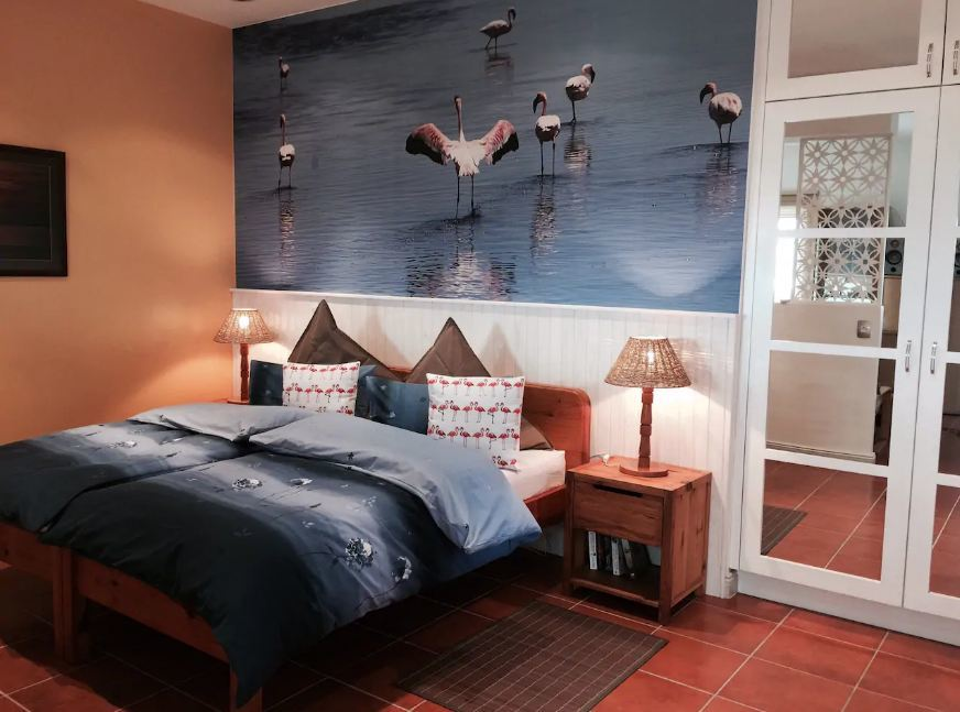 where to stay in Walvis Bay