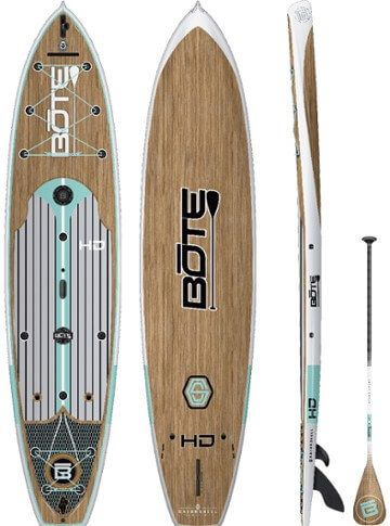 Bote HD Gatorshell Stand Up Paddle Board