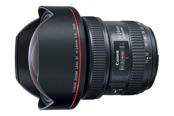 Canon EF 11-24mm f/ 4L