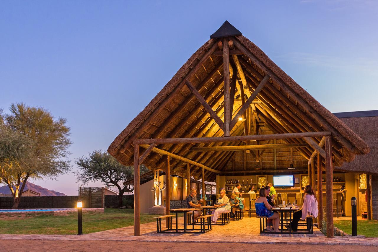 where to stay in Sossusvlei