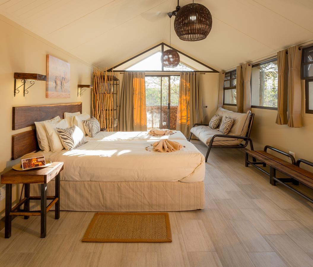 where to stay in Etosha National Park