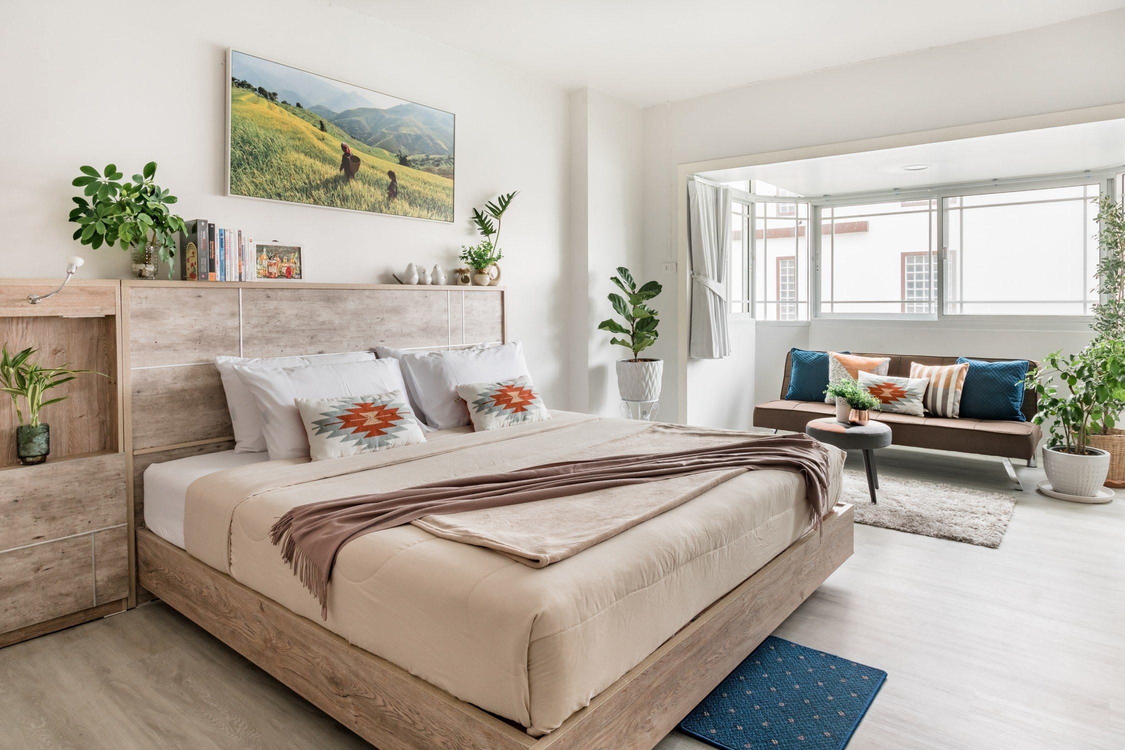 Fresh Inviting Studio Apartment