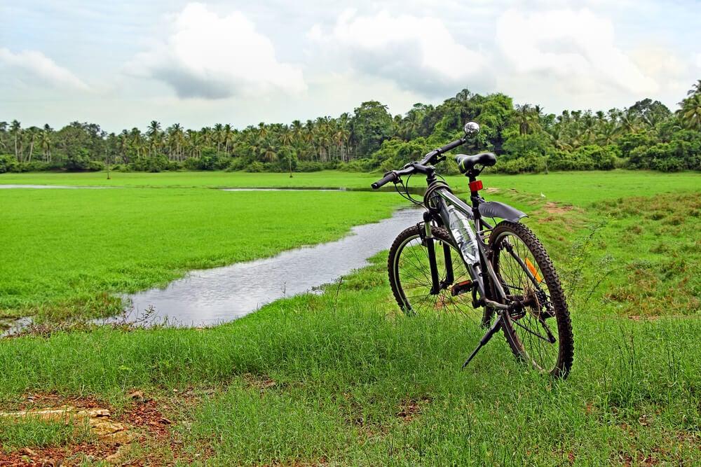 renting a bike in goa